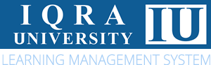 Iqra University Learning Management System